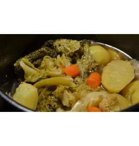 Colis Potée Champenoise - légumes