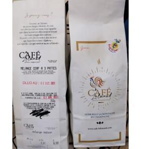 Café du Cerf à 3 pattes