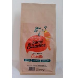 """Chips de Carotte """"Sacré Caractère"""""""
