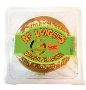 Saucisson au Langres