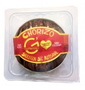 Saucisson sec au Chorizo