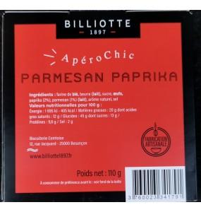Apéro Chic Parmesan Paprika