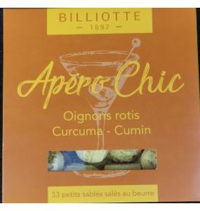 Apéro Chic Oignons rotis, curcuma cumin
