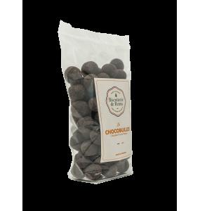 chocobulles, enrobage Cacao