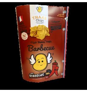 Chips Thaas saveur barbecue au piment d'Espelette