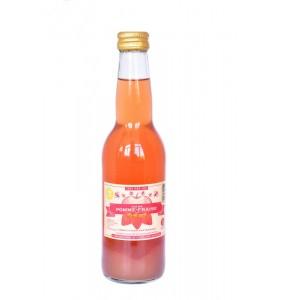 Jus de pomme-fraise 33cl