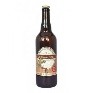 Bière La blonde futée 75 cl