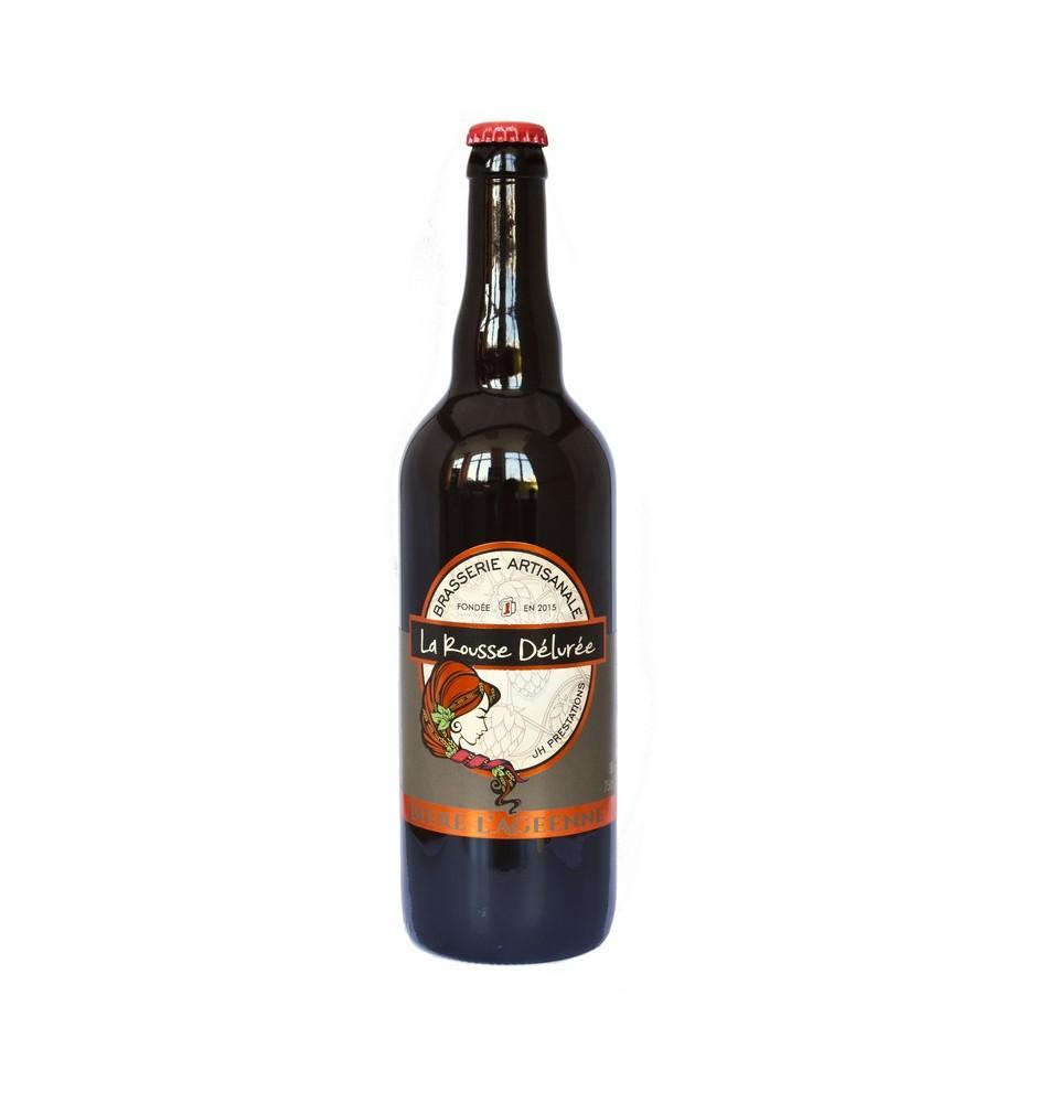 Bière la rousse délurée 75cl