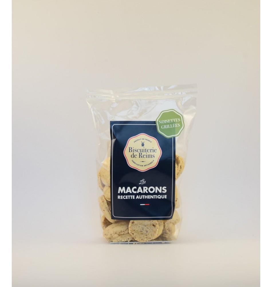 Macarons noisettes