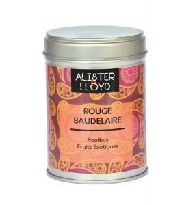 Thé Rouge Baudelaire 55 gr