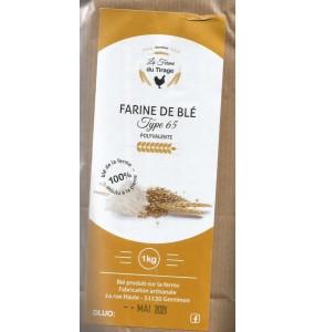 Farine T 65
