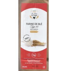 Farine T 80