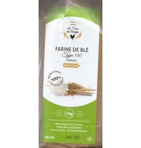 Farine T 110