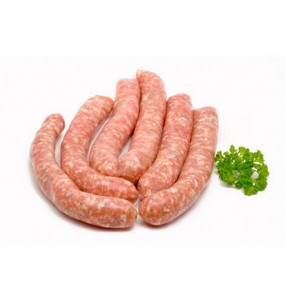 Saucisses de volaille (lot de 6)