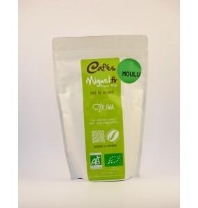 Café BIO Moulu Tolima 250 gr