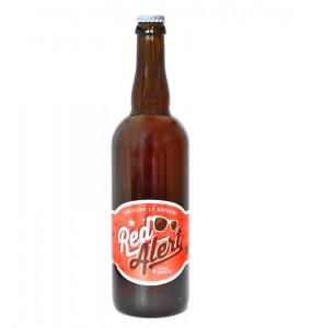 Bière Red alert