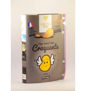 Chips Croquante 120 gr