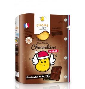 Chocochips au chocolat